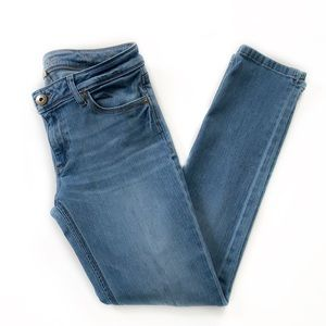 DL1961 • Angel Mid Rise Skinny Jeans